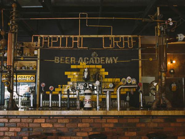 Capital Craft Beer Academy