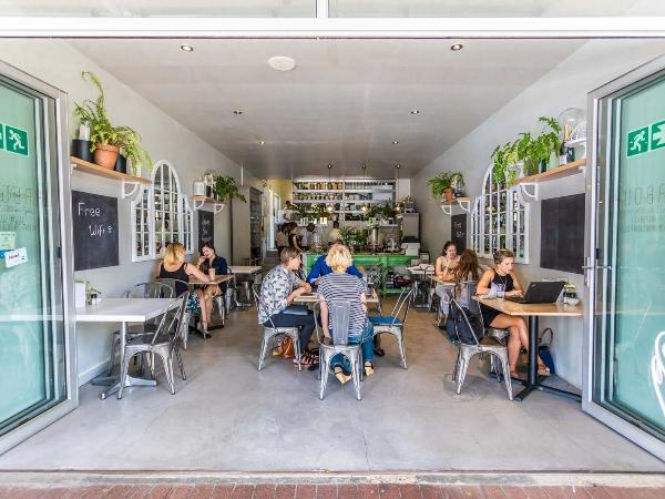 Arbour Café & Courtyard