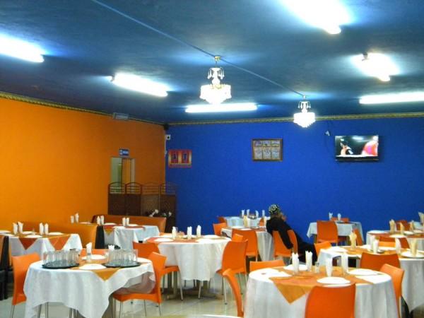 inside at Bay Leaf Restaurabt