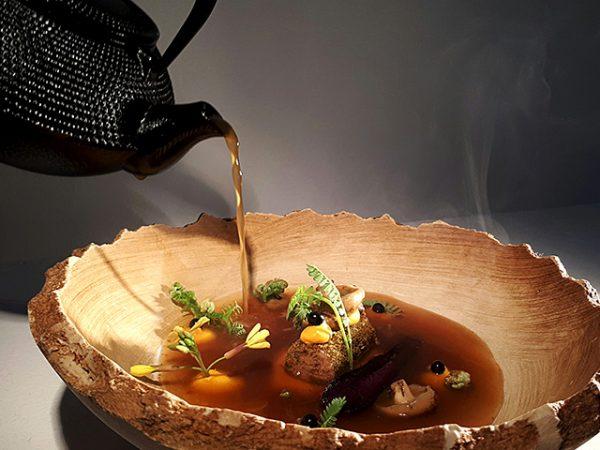 Dish served at Foliage