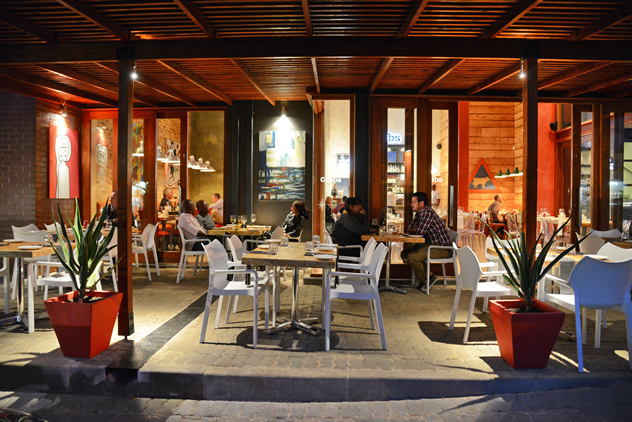 An outside view of Coobs. Photo courtesy of the restaurant.
