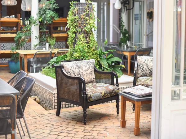 Chelsea Café and Bean & Buckwheat Bakery