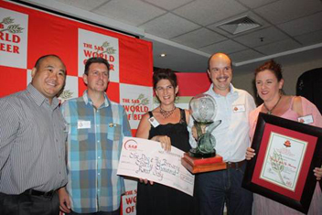 Craft Brew Championships 2013 winners