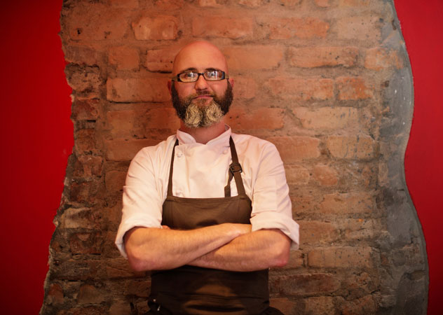 Chef Chris Erasmus
