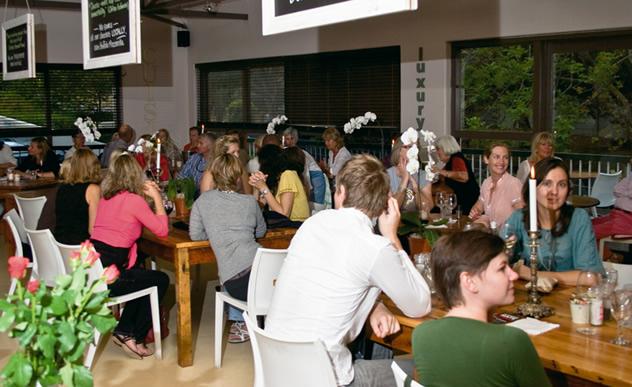 The outside at Cucina di Ciro. Photo courtesy of the restaurant.