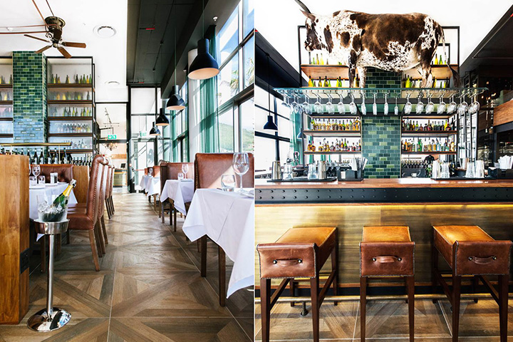 The Butcher Shop & Grill (Mouille Point) - Market in Cape