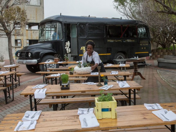 4Roomed eKasi Culture (Food Truck)