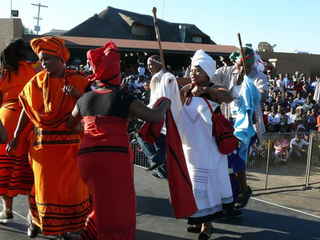 Heritage Day - Imbizo Shisanyama BUSY CORNER. Photo courtesy of the restaurant.