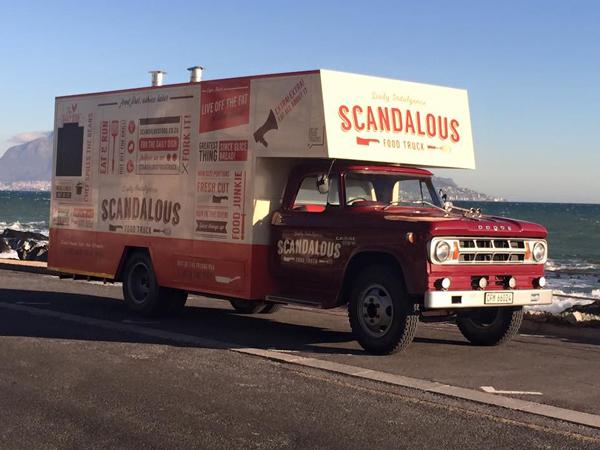 Scandalous Food Truck
