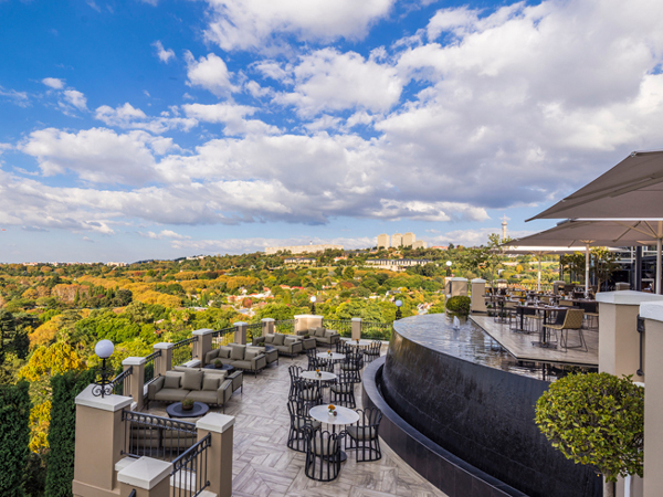 Restaurants with the most beautiful views in SA