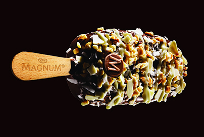 Design your own ice cream magnum pop up store to open in for Magnum pop up shop
