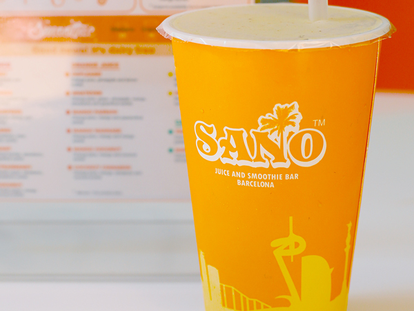 SANO Juice and Smoothie Bar (Park View)