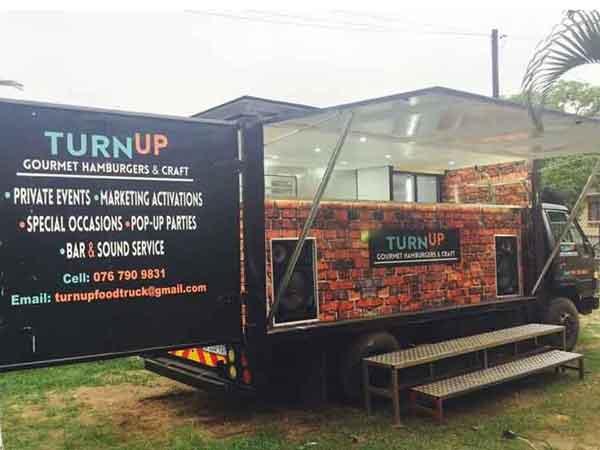 TurnUp Food Truck