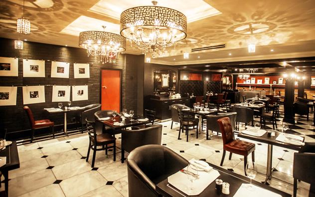 The Grill Jichana. Photo courtesy of the restaurant.