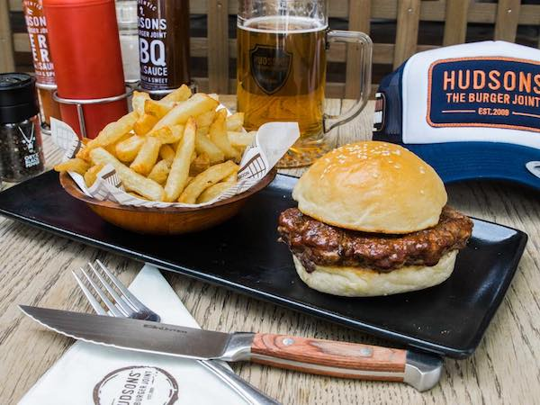 Hudsons – The Burger Joint (Parkhurst)