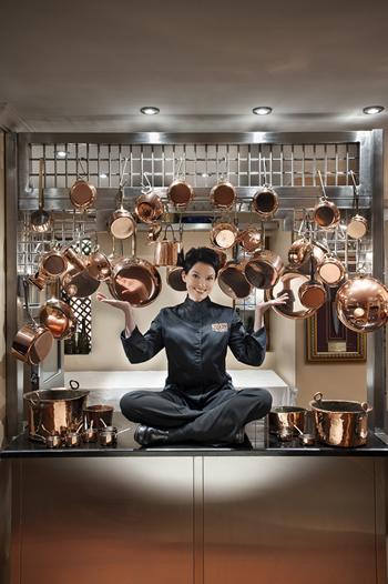 Chef of the Year: Chantel Dartnall of Restaurant Mosaic