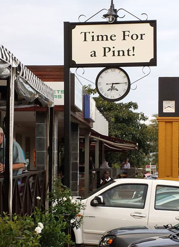 Connor's Public House. Photo courtesy of the restaurant.