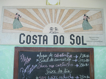 Care-free dining at Maputo's Costa do Sol - Eat Out