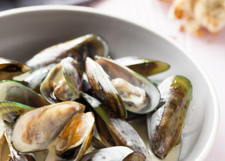 Mussels Recipe White Wine Garlic