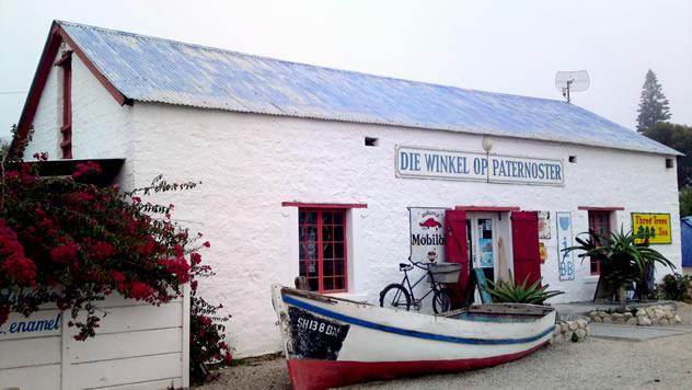 Die winkel op Paternoster. Photo courtesy of the restaurant.