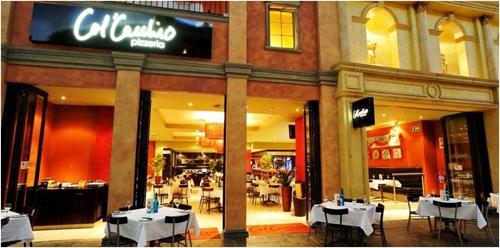 Emperors Palace Restaurants