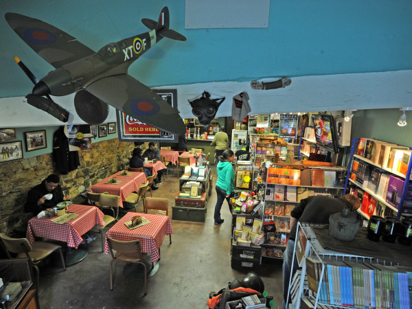 God's Army Bookstore and Coffee Shop
