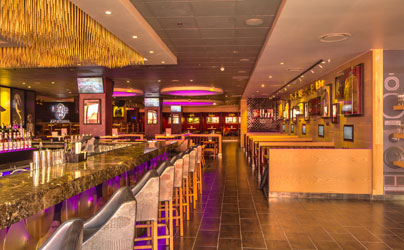 Hard Rock Cafe. Photo courtesy of the restaurant.