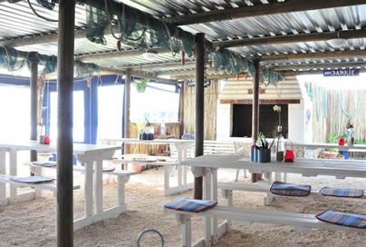 Restaurant at Abalone House (Paternoster)