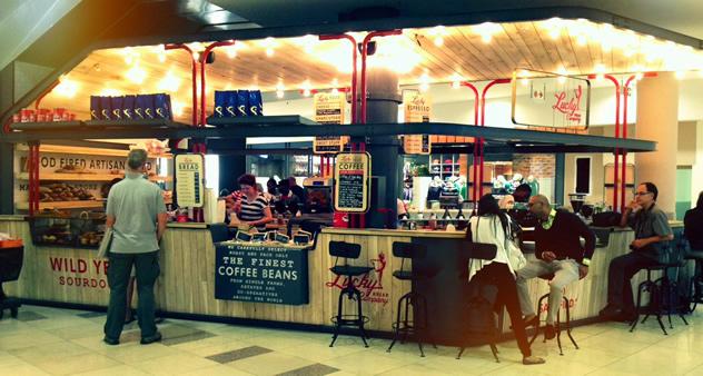 Lucky Bread Company. Photo courtesy of the restaurant.