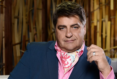 Meeting Matt Preston: We catch up with the MasterChef Australia judge