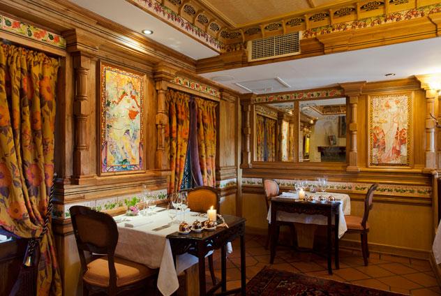 Les Sisters Restaurant Menu