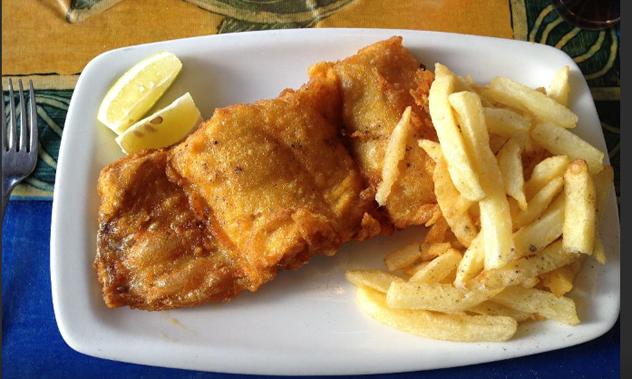Salty Sea Dog. Photo courtesy of the restaurant.