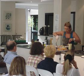 Sharon Glass Cooking School