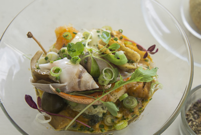 The Flagship, former Top 10 chef Bruce Robertson's new 'gourmet home' in Simonstown