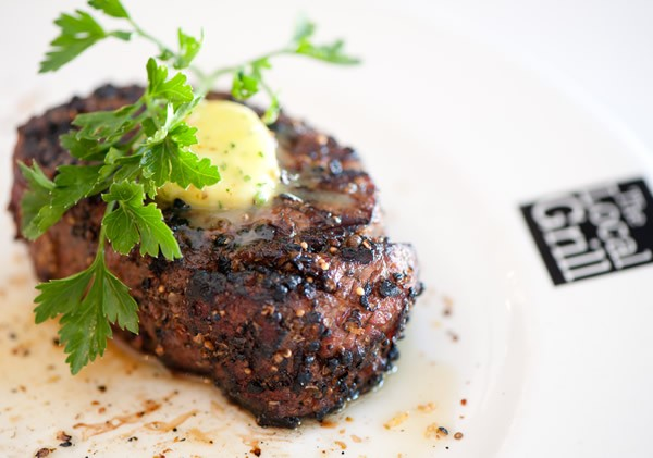 A steak from The Local Grill. Photo supplied.