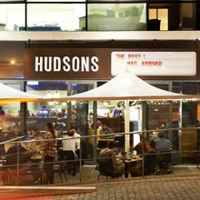 Hudsons The Burger Joint (Claremont)