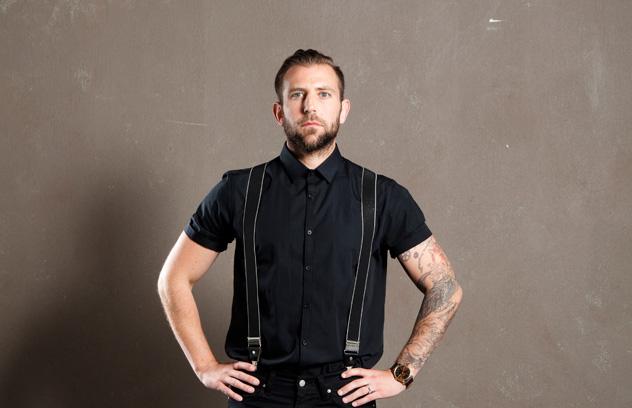 Author, designer and entrepreneur, Andy Fenner