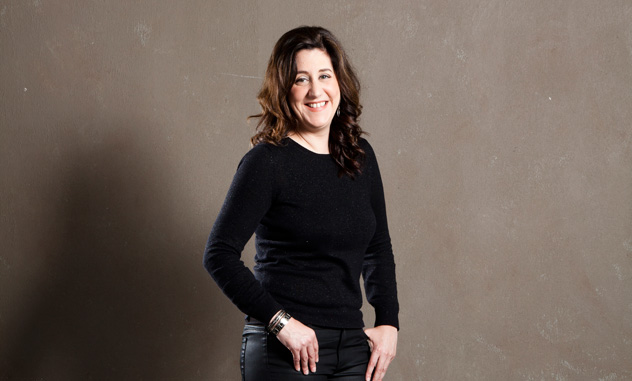 Magazine editor and food writer, Kate Wilson