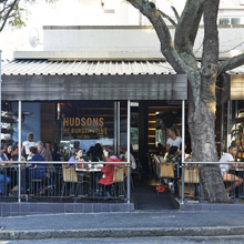 Hudsons – The Burger Joint (Kloof Street)
