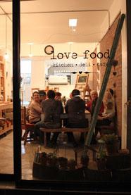 love food – kitchen, deli, cafe