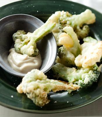 how to make veg garlic mayonnaise at home
