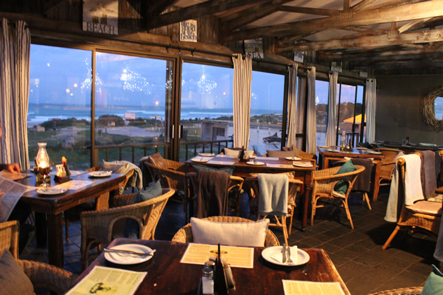 Inside at De Viswijf. Photo courtesy of the restaurant.