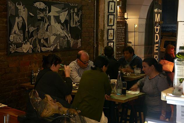 La Parada. Photo courtesy of the restaurant.