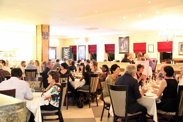 Il Tartufo. Photo courtesy of the restaurant.