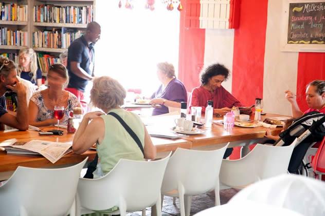 The Food Barn deli. Photo courtesy of the restaurant.