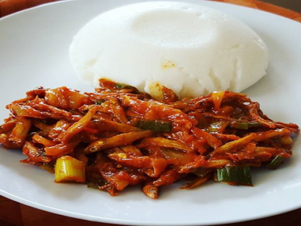 African Hot Plate