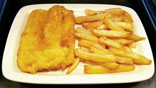 Fish Hoek Fisheries. Photo courtesy of the restaurant.