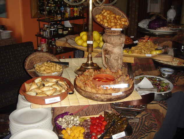 Gramadoelas. Photo courtesy of the restaurant.