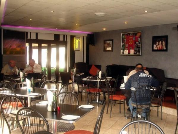 Inside at A Churrasqueira. Photo supplied.