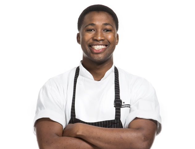 Chef Katlego-Sebastian Mlambo